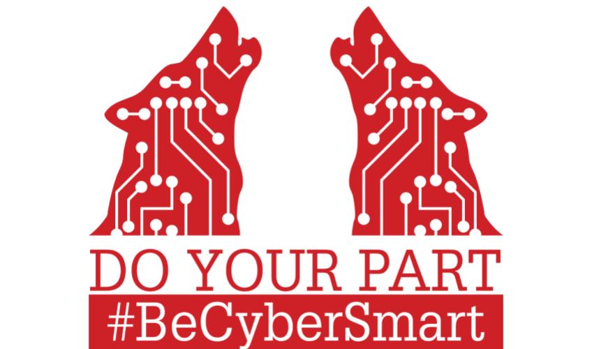 Do Your Part. BeCyberSmart